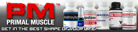 Shop At Primal Muscle