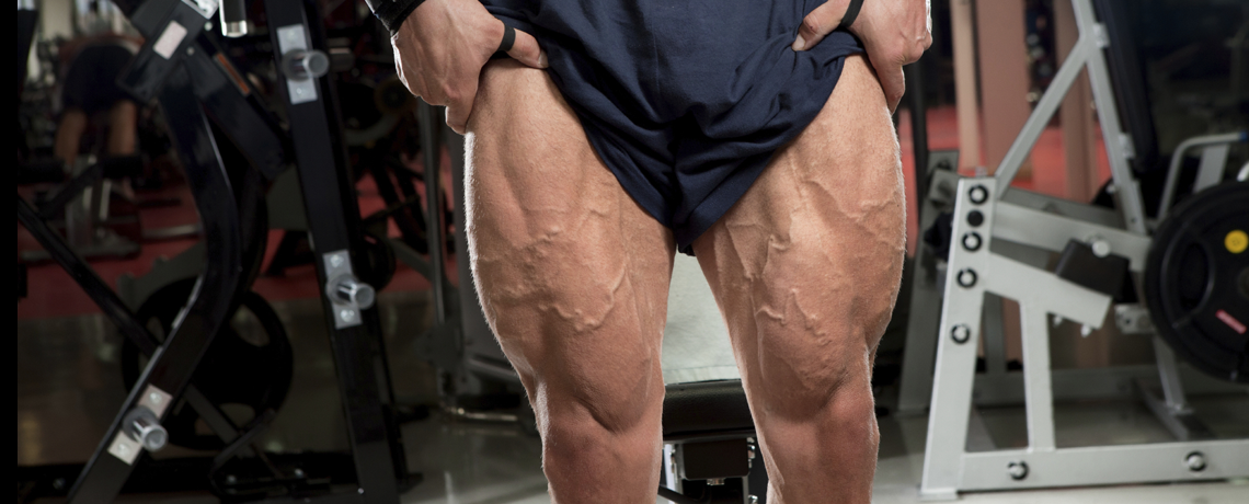Making Mass Gains with High Volume Leg Training