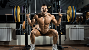 Compound Lifting for Building Leg Muscle