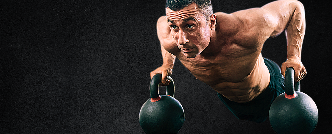 Kettlebell Greatness In Just Four Weeks